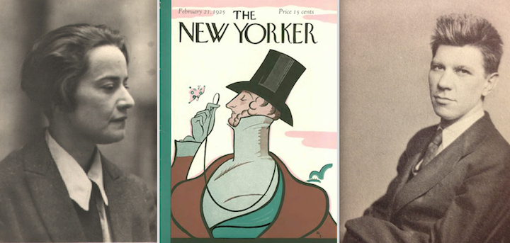 Reading the New Yorker Magazine