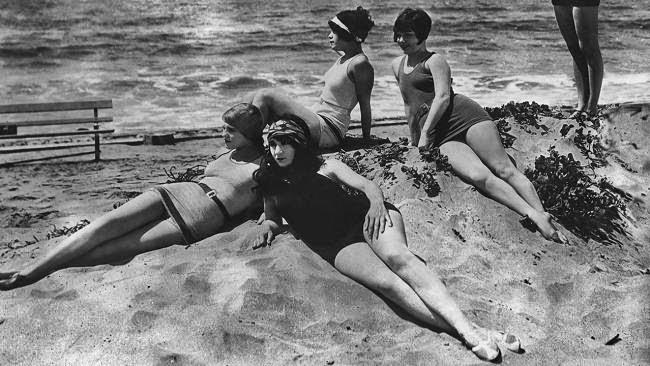 Vintage Swimwear, 1920s (2)