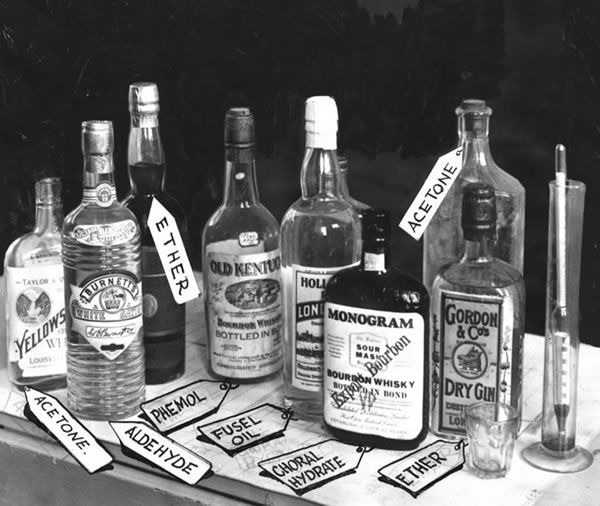 life of a rum runner � a new yorker state of mind