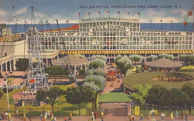 Coney Island, 1927