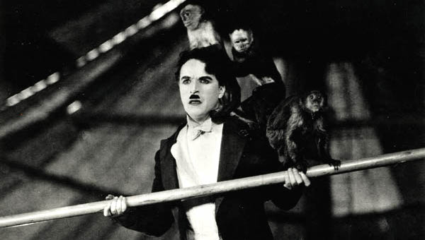 Picking on Charlie Chaplin