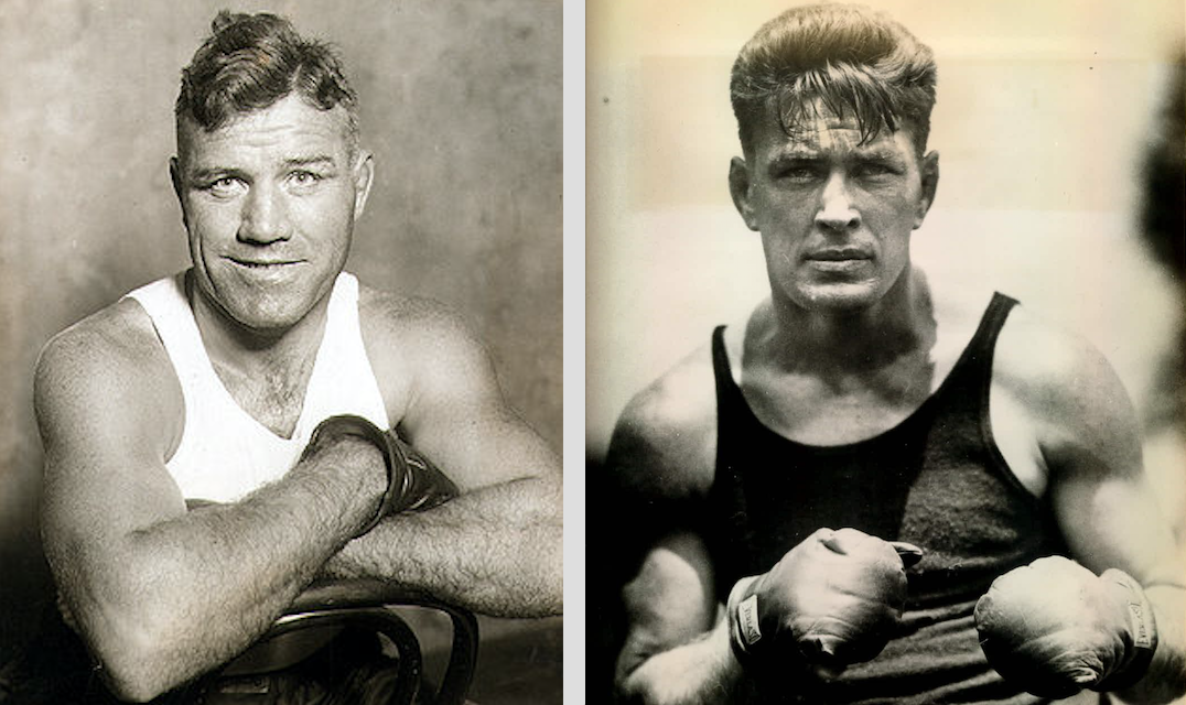 Boxing 1920s – A New Yorker State of Mind