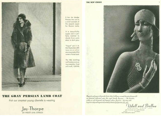 1920s fashion – A New Yorker State of Mind