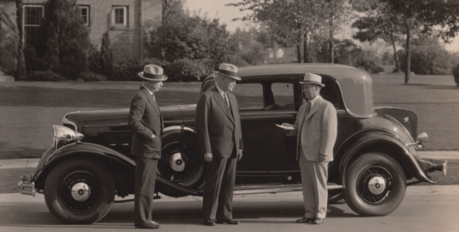 automobiles – A New Yorker State of Mind